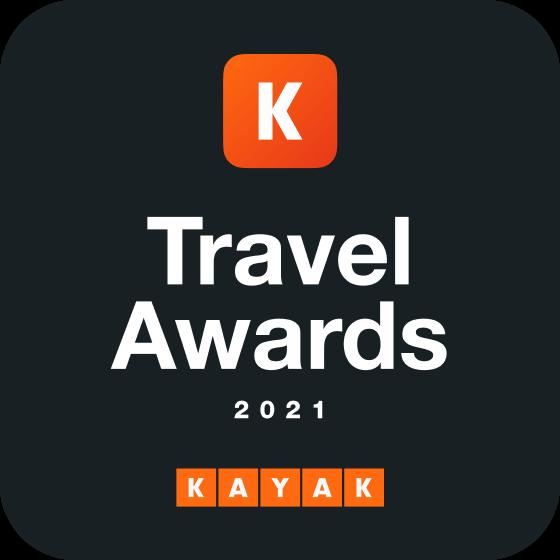 2021 KAYAK Travel Award
