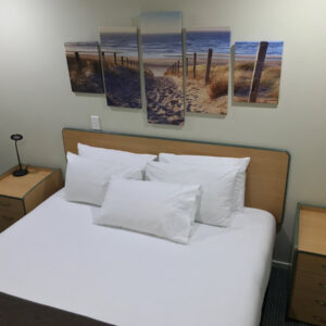 One Bedroom (Ground Floor)