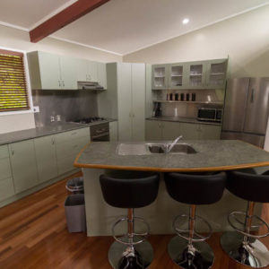 Executive Suite – Full kitchen