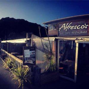 alfrescos restaurant and bar