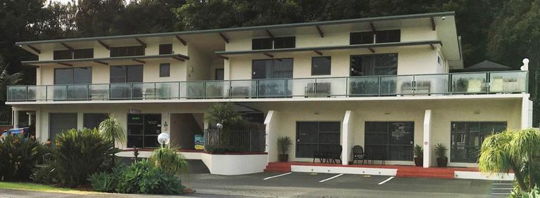 gateway motel paihia